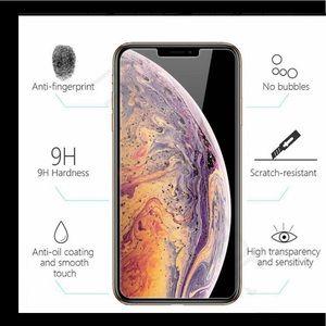 Accessories - iPhone X/xs temper glass